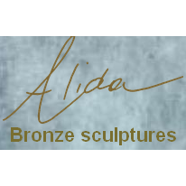 Alida Bronze Sculptures